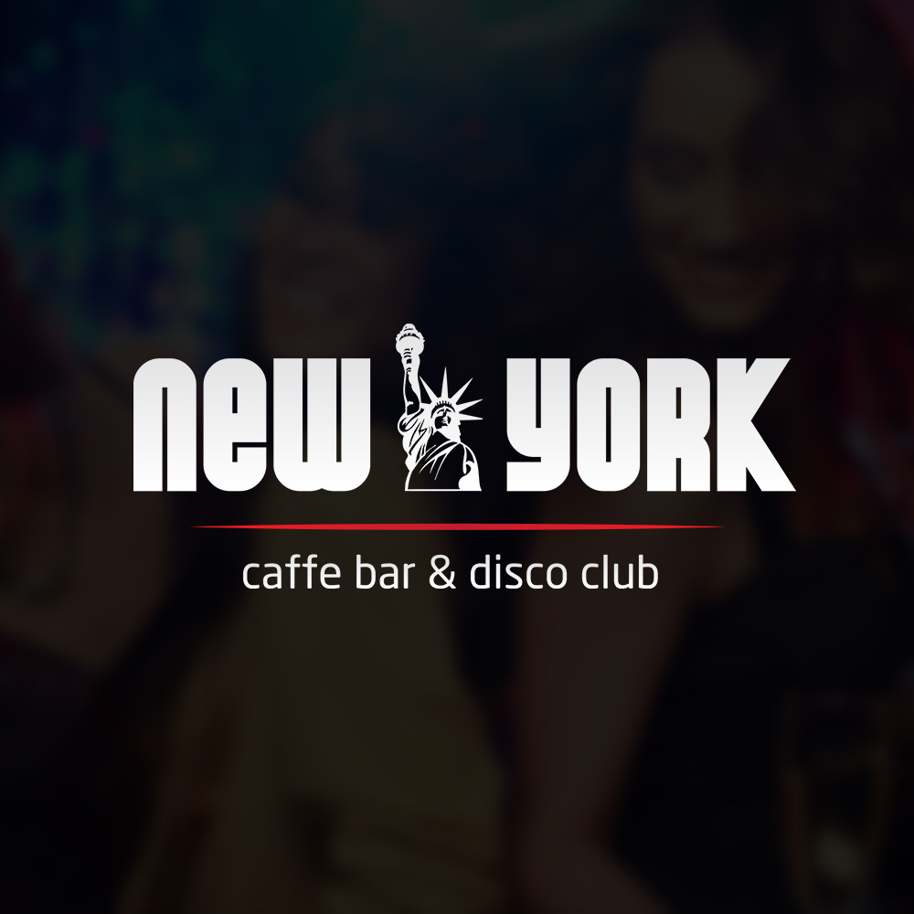 New York nightclub logo